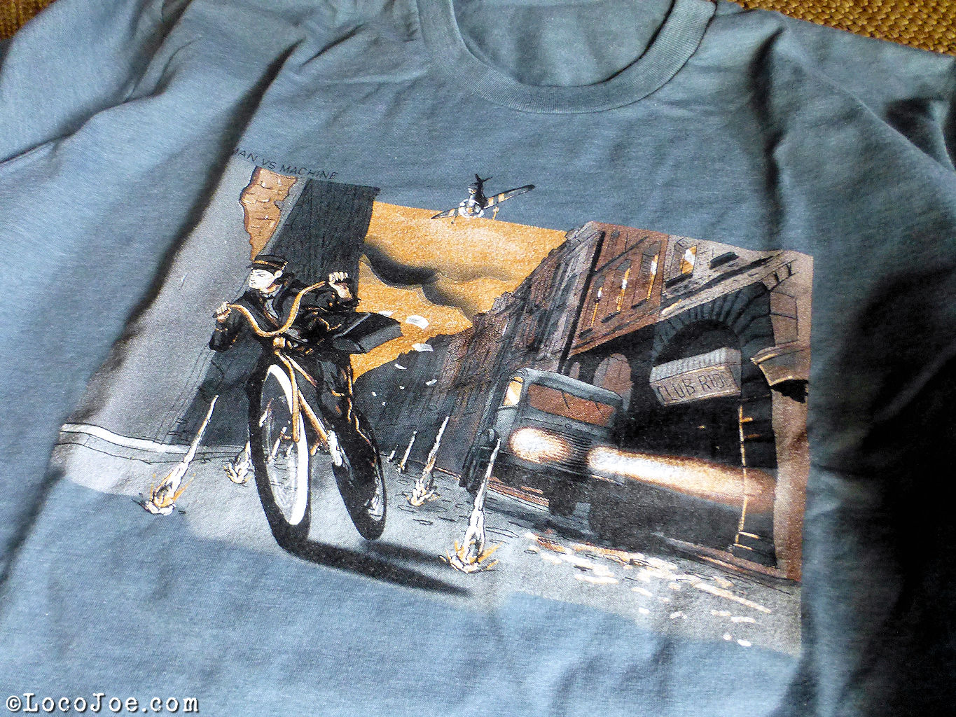 Club Ride t-shirt