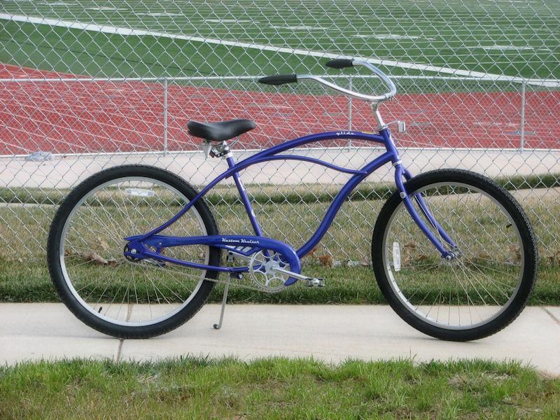 Kustom Kruiser Our Bicycle Scrapbook