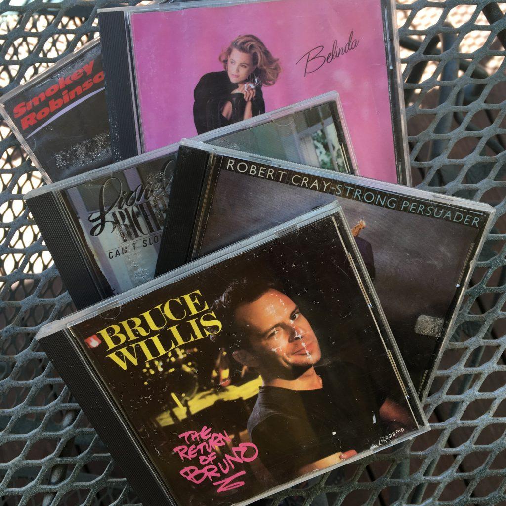 Dumped  CDs