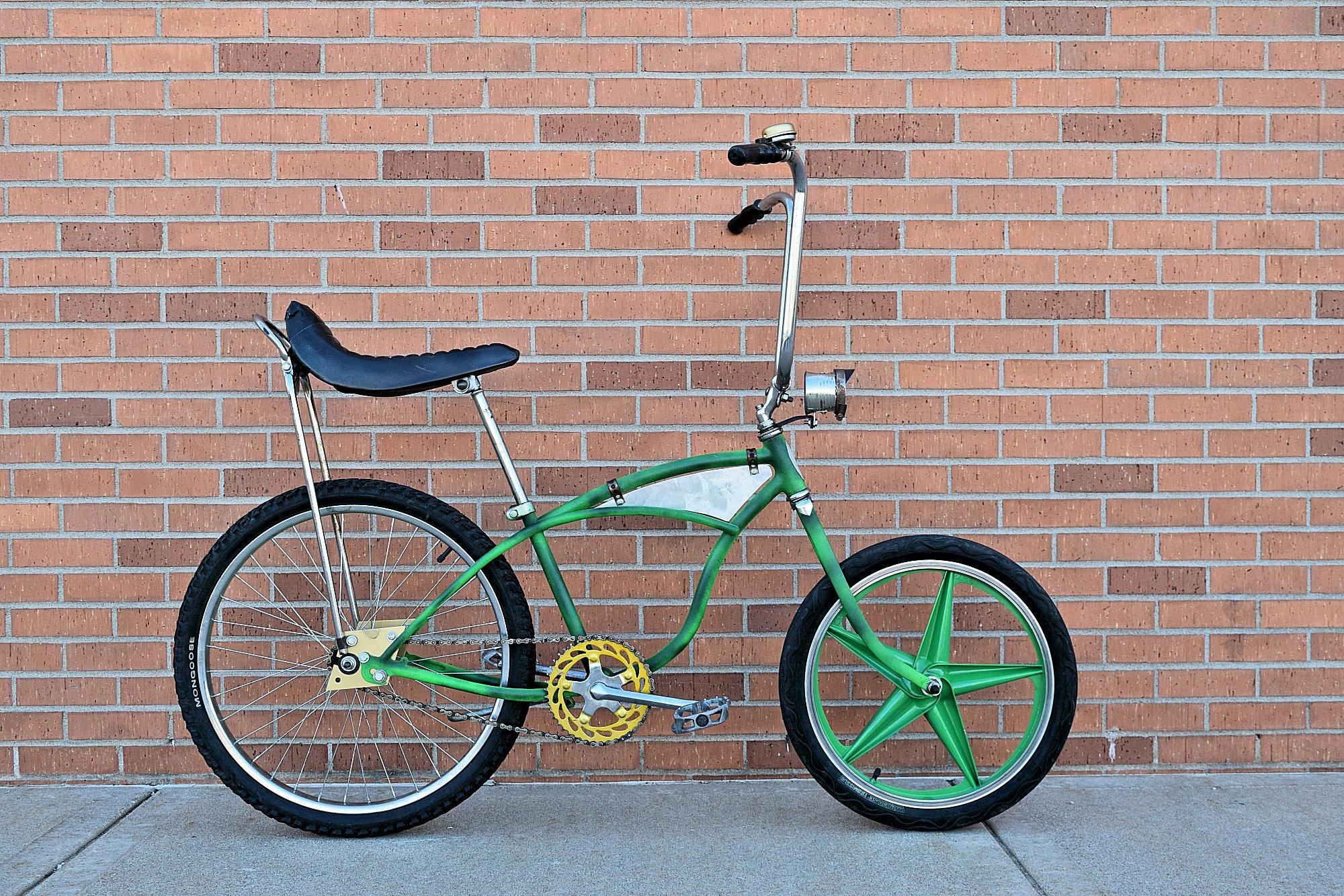 Rat Rod Muscle Bike Locojoe Bikes
