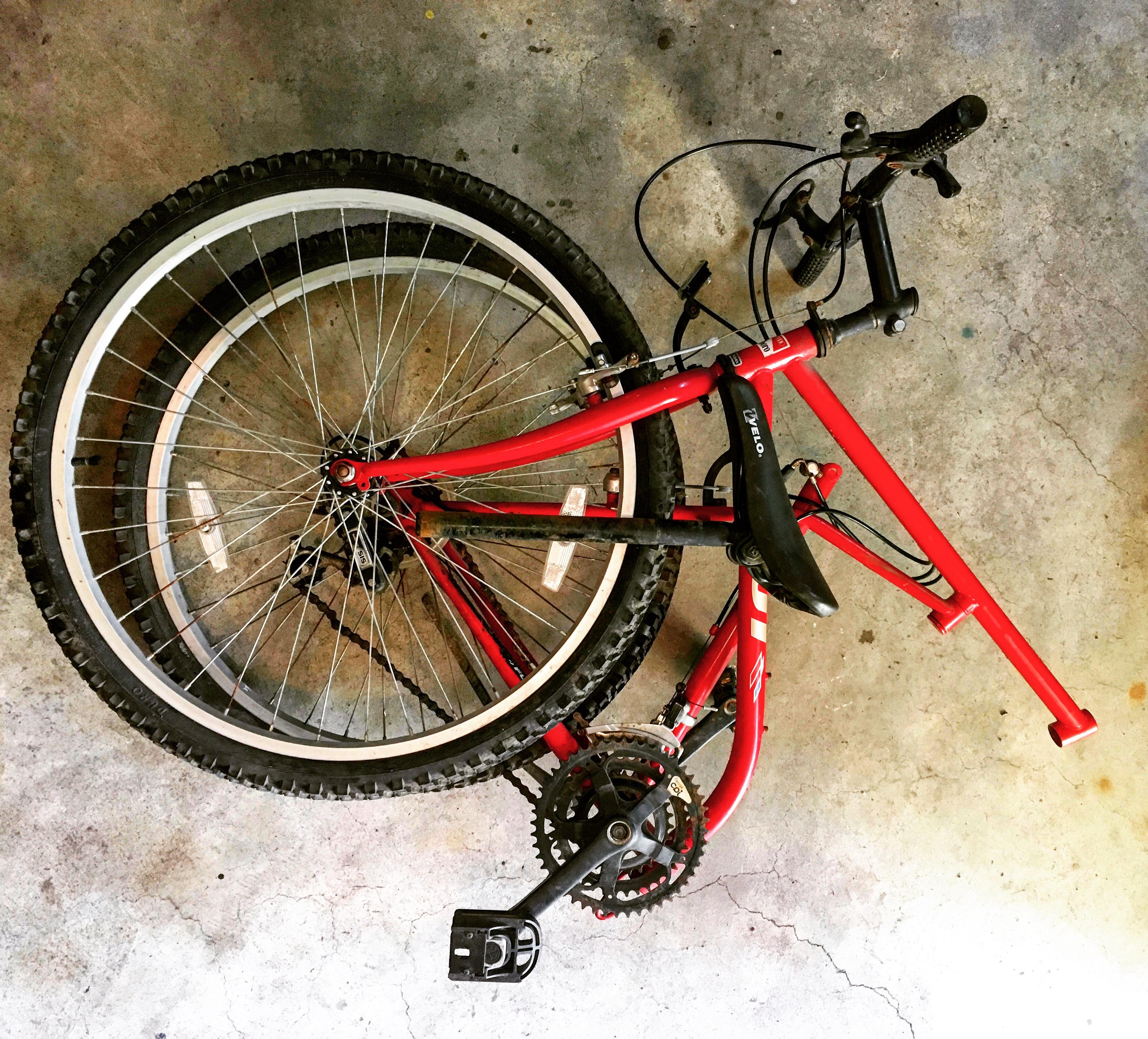 Fuji Marlboro Folding Bike | LocoJoe Bikes