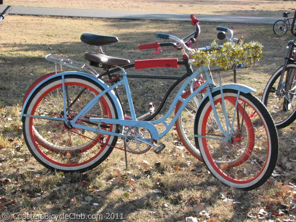 Bikes Toys For Tots Or Bust : Toys for tots bicycle ride photos added rat rod bikes