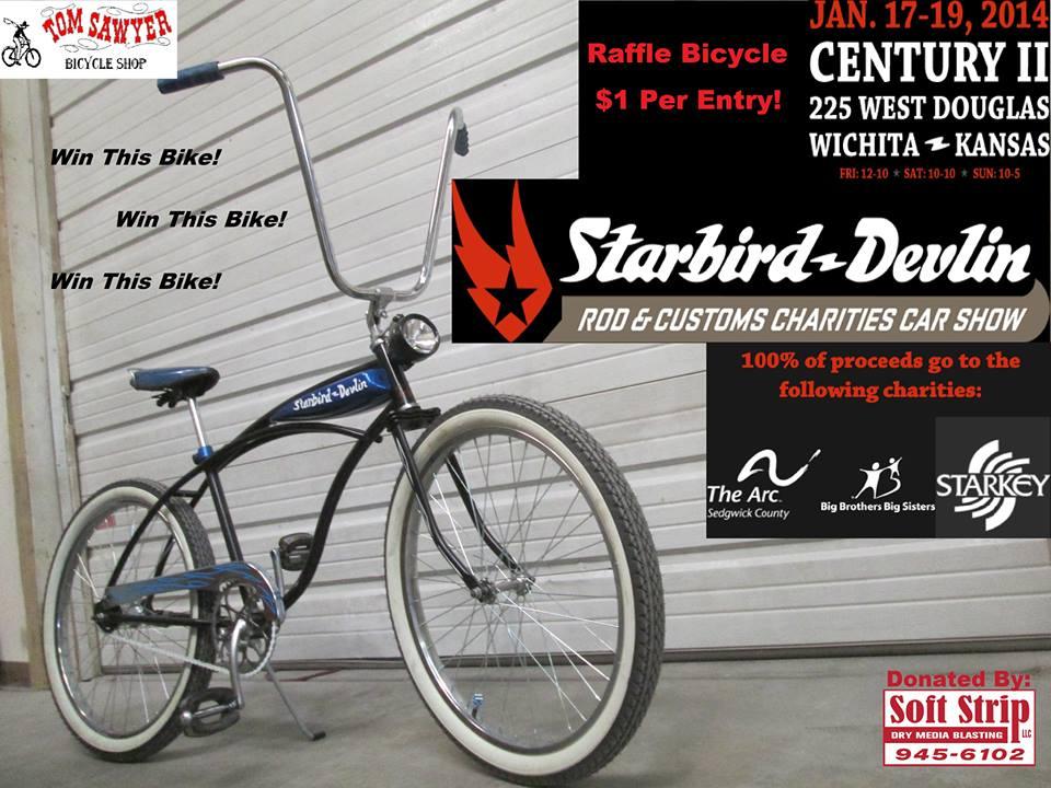 Bikes At Starbird Devlin Rod Custom Charities Car Show Coasters - Starbird car show wichita
