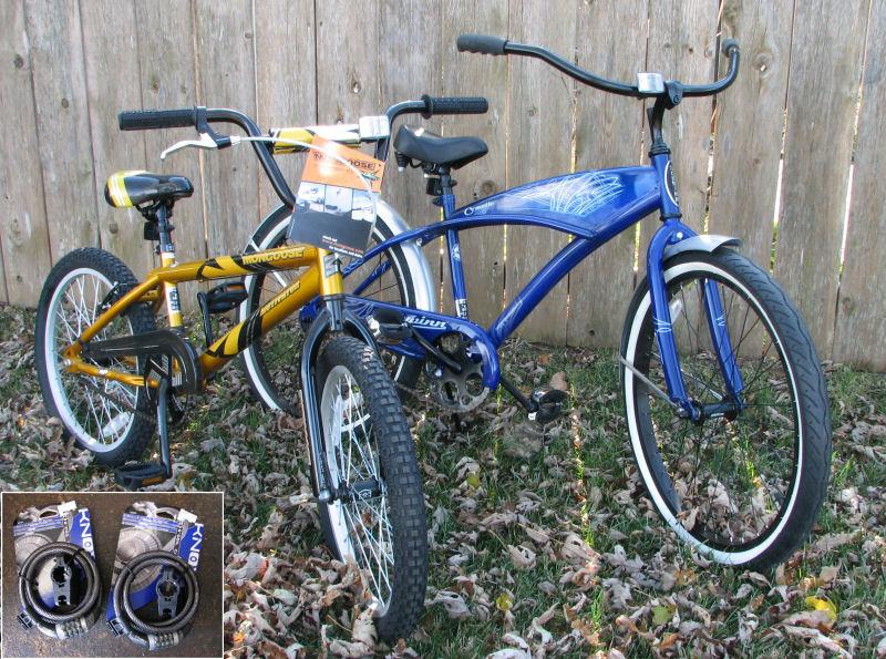 November 2008 Coasters Bicycle Club