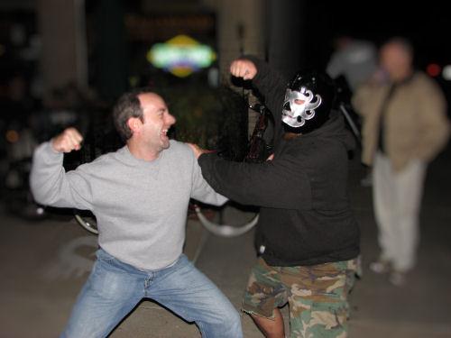 Marts blog: pub fights