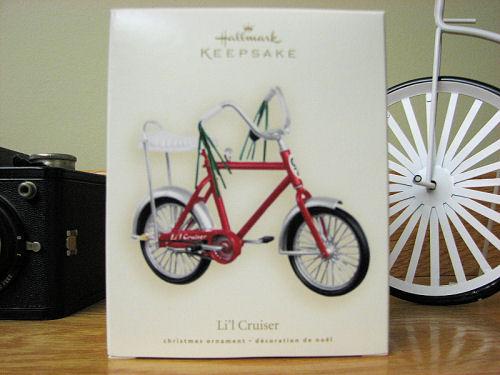 hallmark bicycle ornament  Bicycle Model Ideas